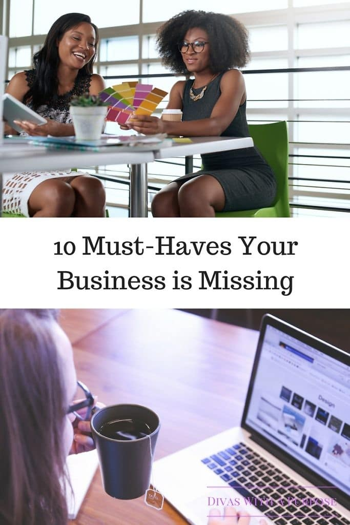 10 Must-Haves Your Business is Missing