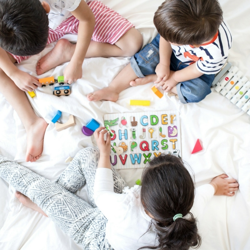Raising a Self-Confident Child Importance of Play