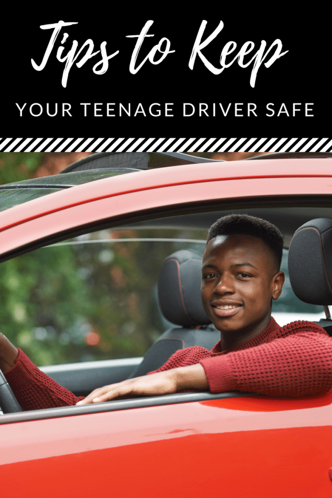 Tips to keep your teenage driver safe
