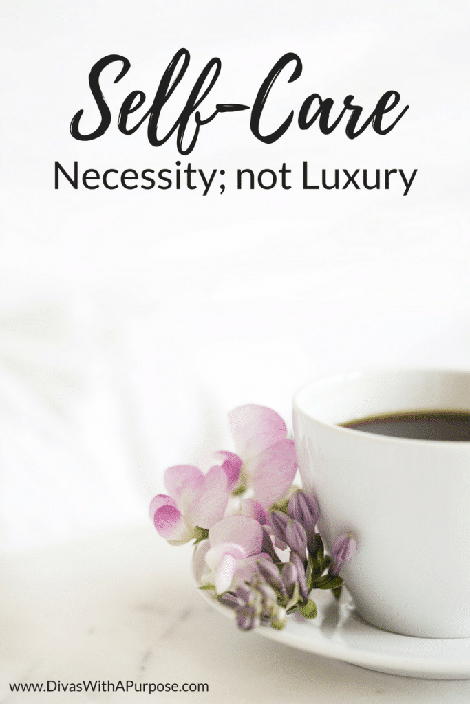 Self-Care Necessity, Not Luxury