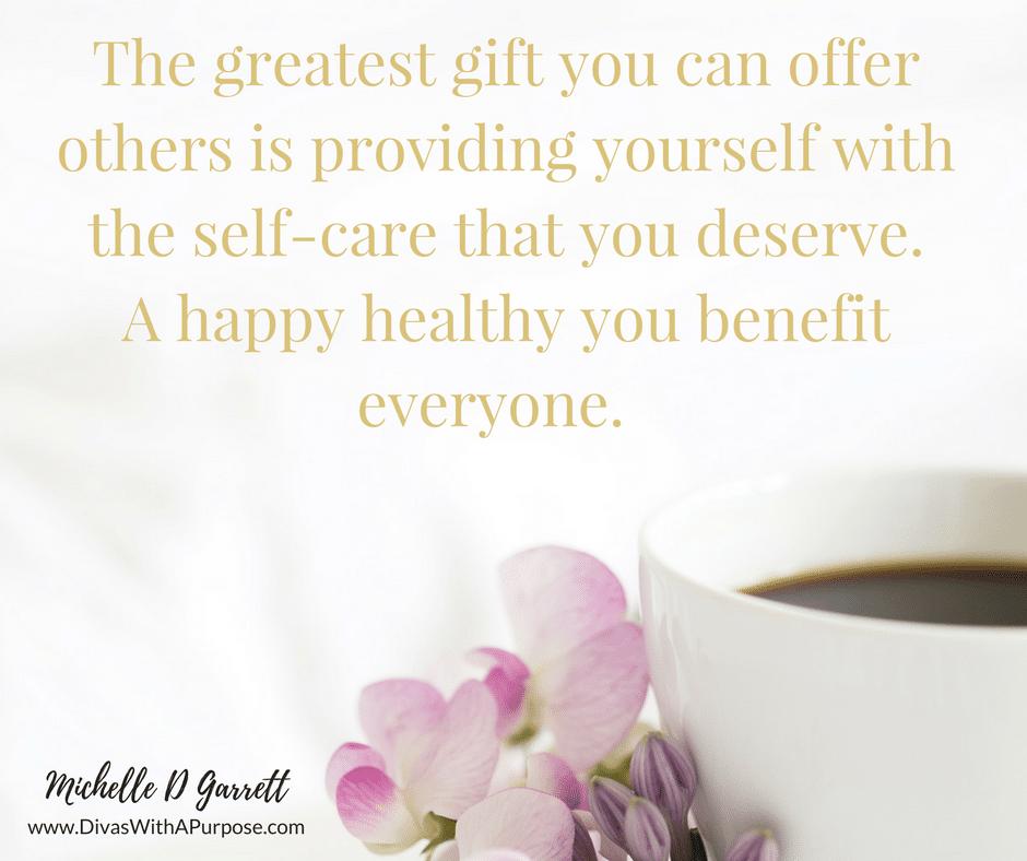 Self-Care: Necessity Not Luxury