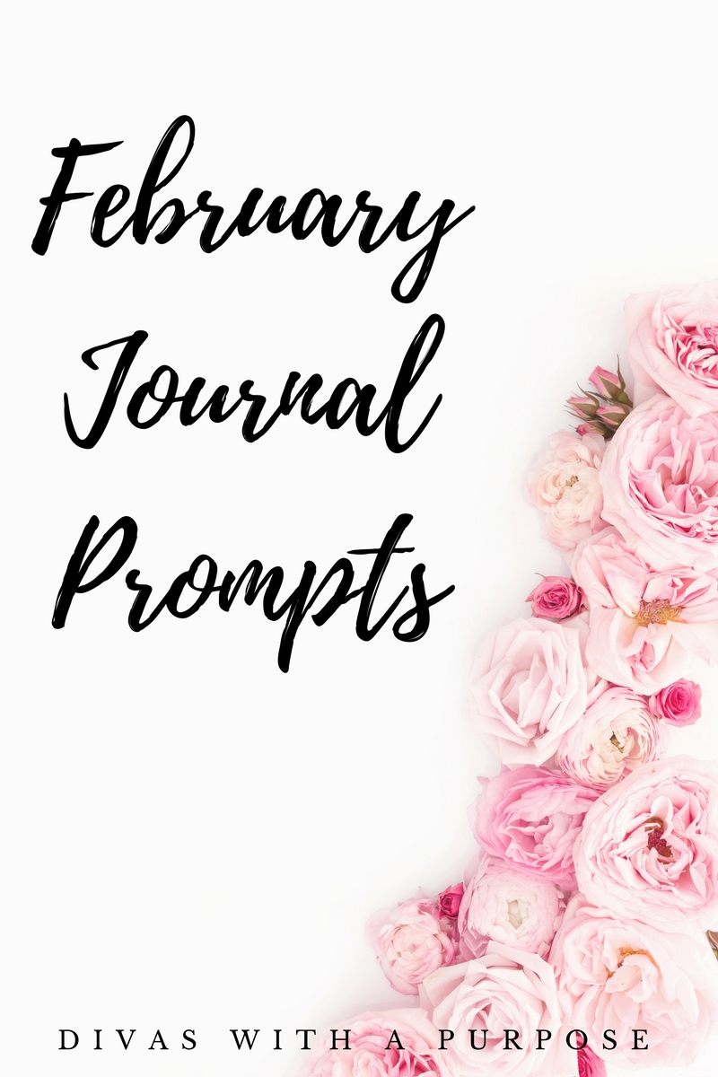 February Journal Prompts