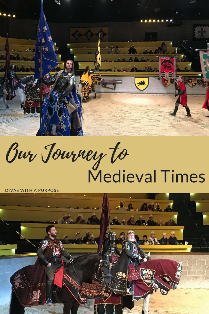 Our Journey to Medieval Times Atlanta GA