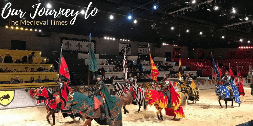 Our Journey to The Medieval Times (1)
