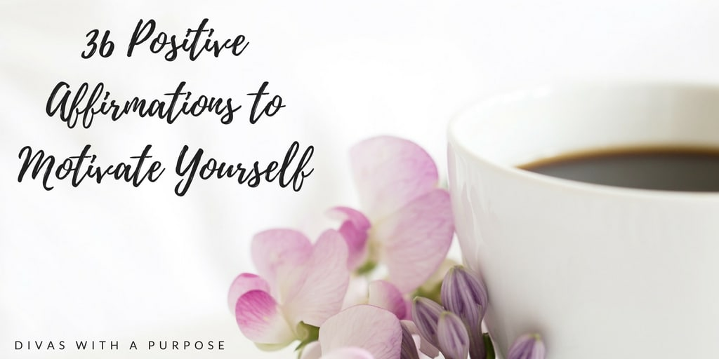 Using positive affirmations to encourage yourself is easier than many think. It's not just about saying the words - there must be action and a plan! #positiveaffirmations #affirmations