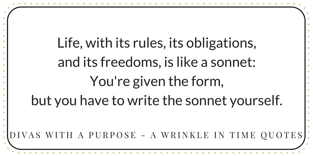 you have to write the sonnet yourself
