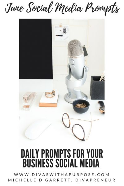 Ready to show up on social media this May? Here are 31 May social media prompts to help you do just that on your platforms. You've got this!