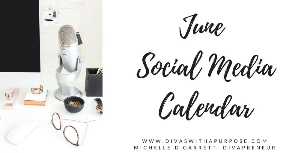 June Social Media for Business