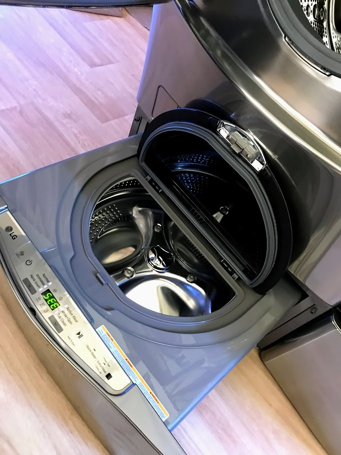 lg washer smart thinq lower view available at best buy