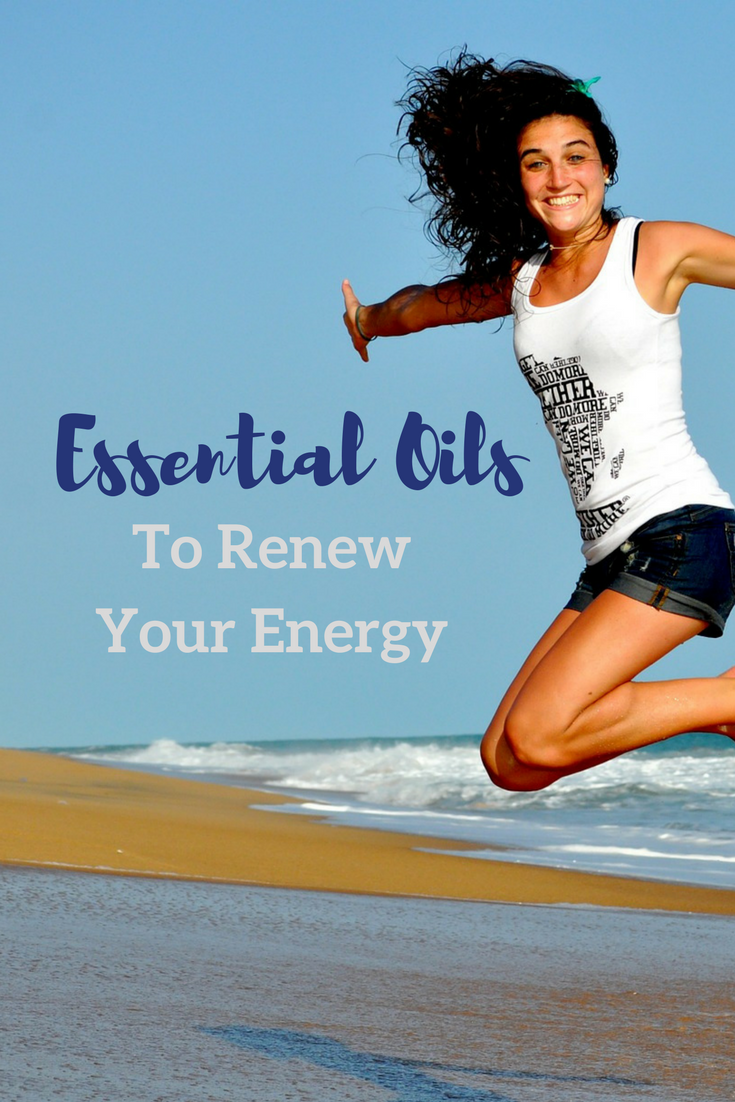 8 essential oils to renew your energy