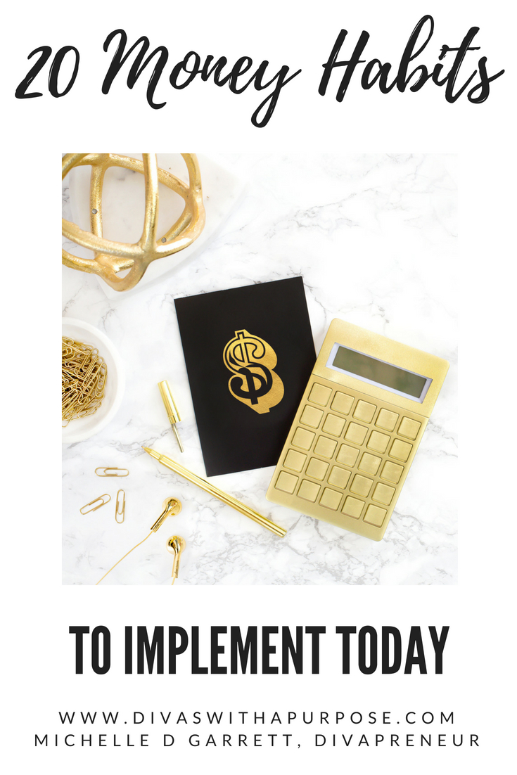 20 Money Habits To Implement Today (1)