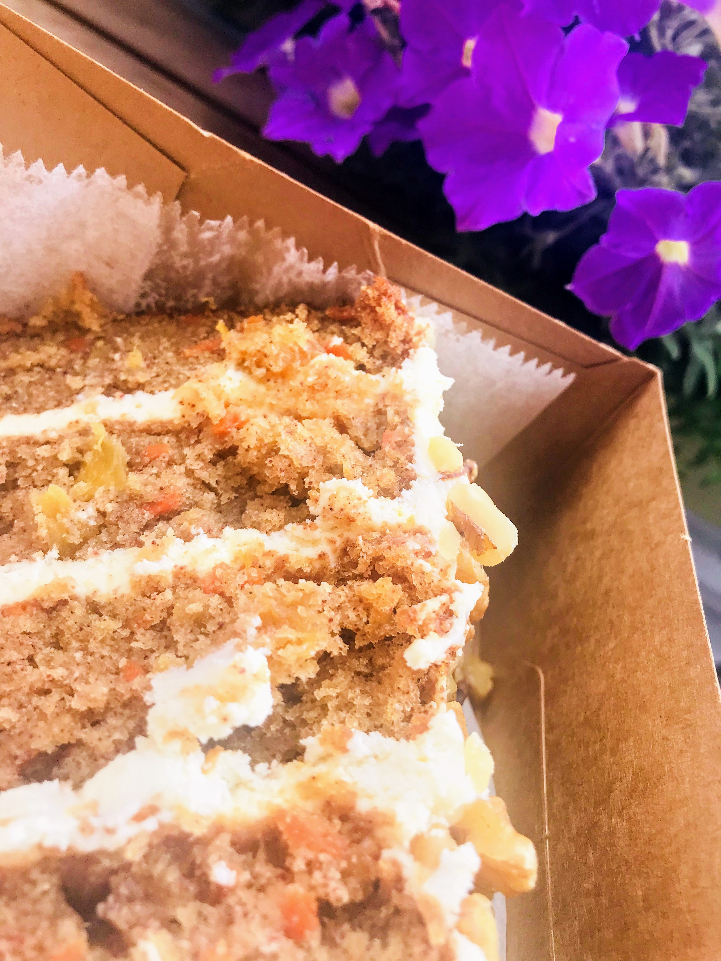 Carrot Cake from Milwaukee Public Market