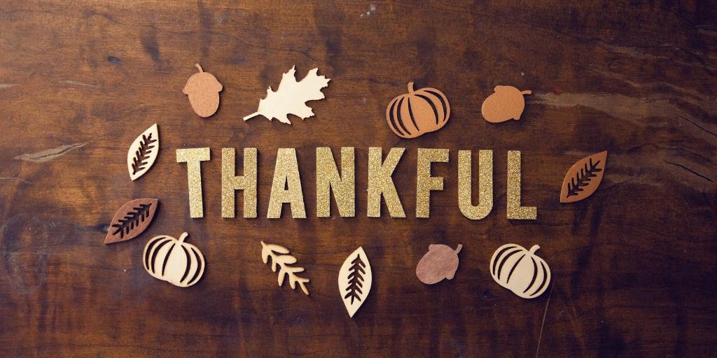 thankful art