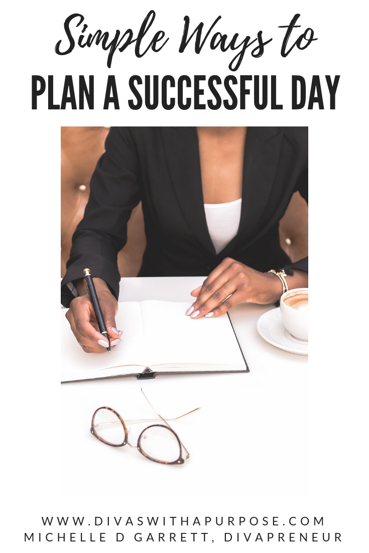 Simple Ways to Plan a Successful Day