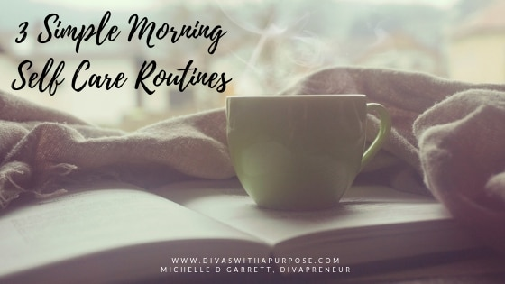 Simple Morning Self Care Routines