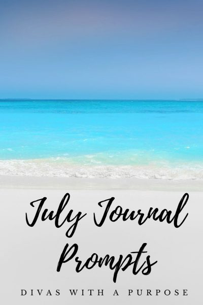 Here is a listing of July journal prompts you can use this month in your journaling projects, live-streams, social media posts or to spark conversations.