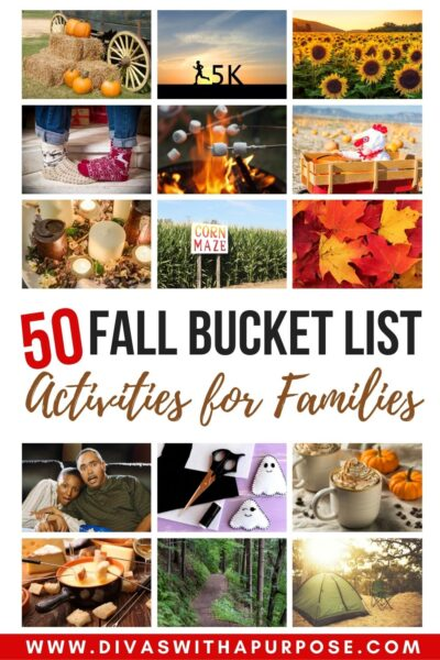 How many items will you cross of your fall bucket list?