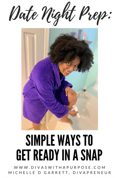 Date Night Prep_ Simple ways to get ready in a snap. #PhilipsSatinShaver is a must to help with getting ready for a great night out with your significant other. (AD) #DateNight @PhilipsBeautyUS