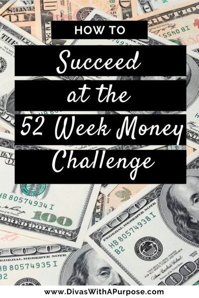 Participating in a 52 week savings challenge will help make savings a part of your regular routine. Here are simple steps to help you succeed. #savingschallenge #budgeting