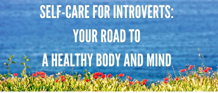 Self Care for Introverts: Your Road to a Healthy Body and Mind