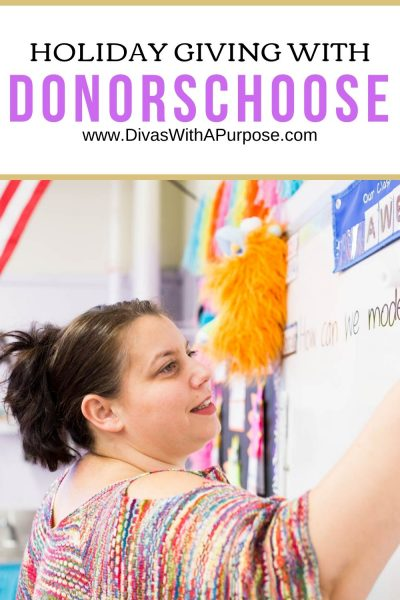 Thanks to #DonorsChoose teachers have another option to access vital supplies and experiences for their students without having to reach into their own pockets. #ad #sharethanks #supportteachers @donorschoose