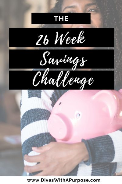 The 26 Week Savings Challenge - how to save $1000 in 26 simple increments #26weeksavingschallenge #savingschallenge #moneychallenge