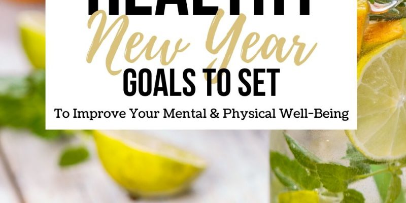 15 Healthy New Year Goals to Set
