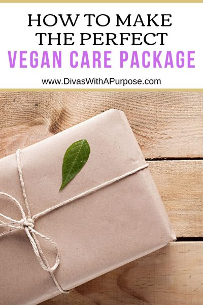 This article will detail everything you need to know to put together a vegan care package from what to put in it to how to package it up and send it out. #vegan #carepackage