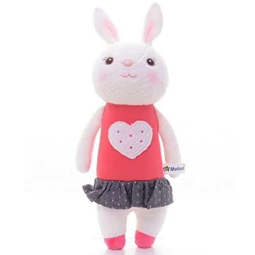 Me Too Tiramitu Stuffed Bunny
