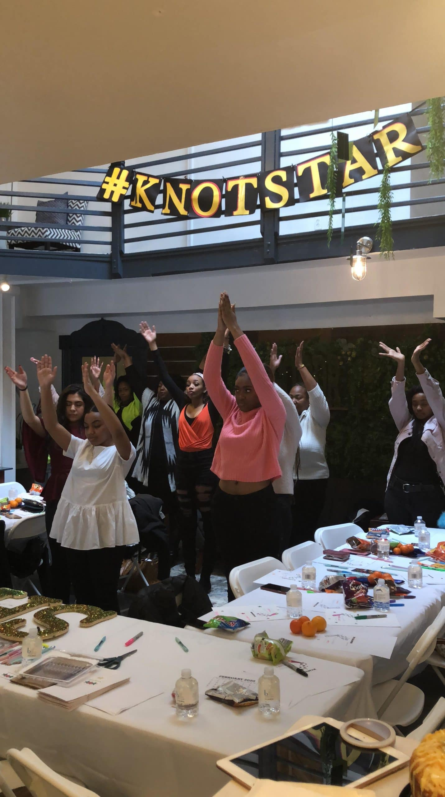 KnotStar retreat