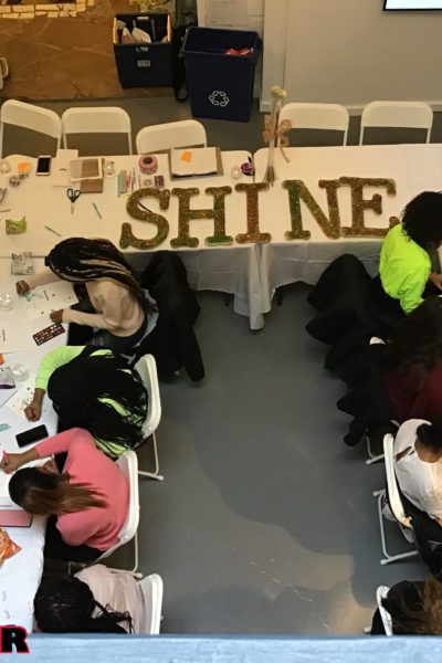 S.H.I.N.E. Leadership and Life Skills retreat