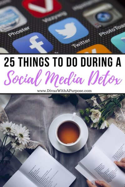 25 Things to Do During a Social Media Detox