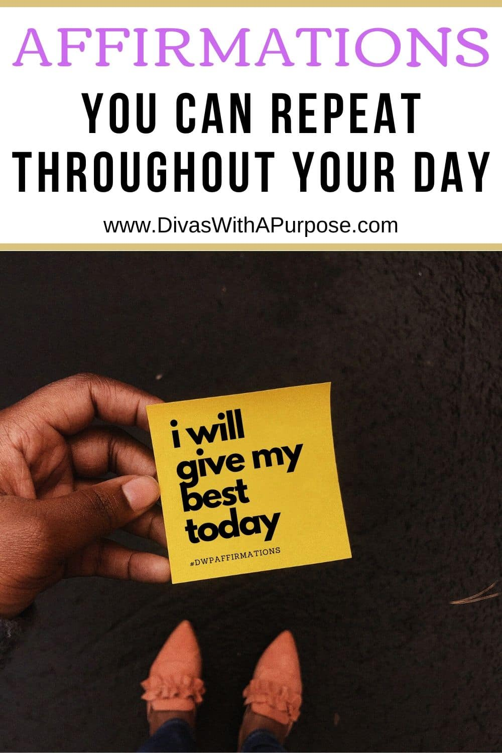 25 daily affirmations you can incorporate within your daily routines #dailyaffirmations