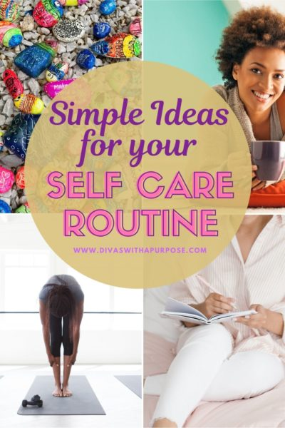 It is important to create a self care routine that nourishes all aspects of our life - physical, emotional, spiritual, and mental. #selfcare #dailyroutine #selfcarechallenge