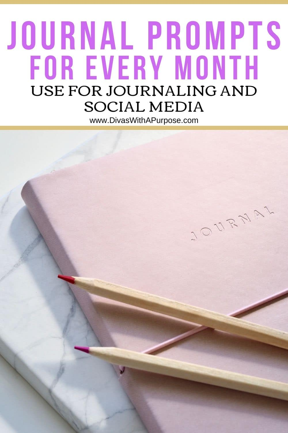 Free Journal Prompts for Every Month