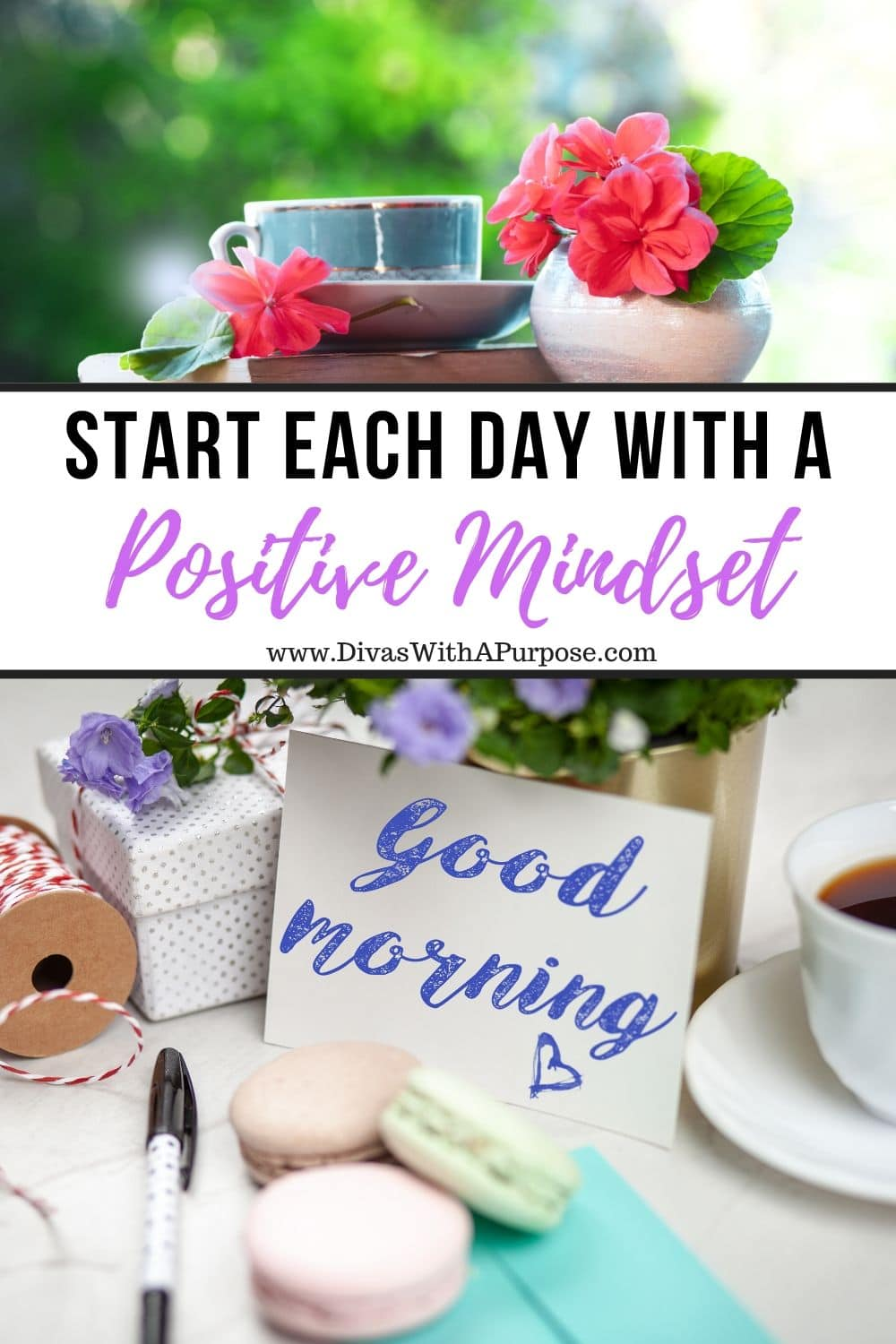 It's important to start each day with a positive mindset. Your success begins with your mindset – personally and professionally. It's important to remember that how you approach each day will significantly impact your productivity. #positivemindset #productivity