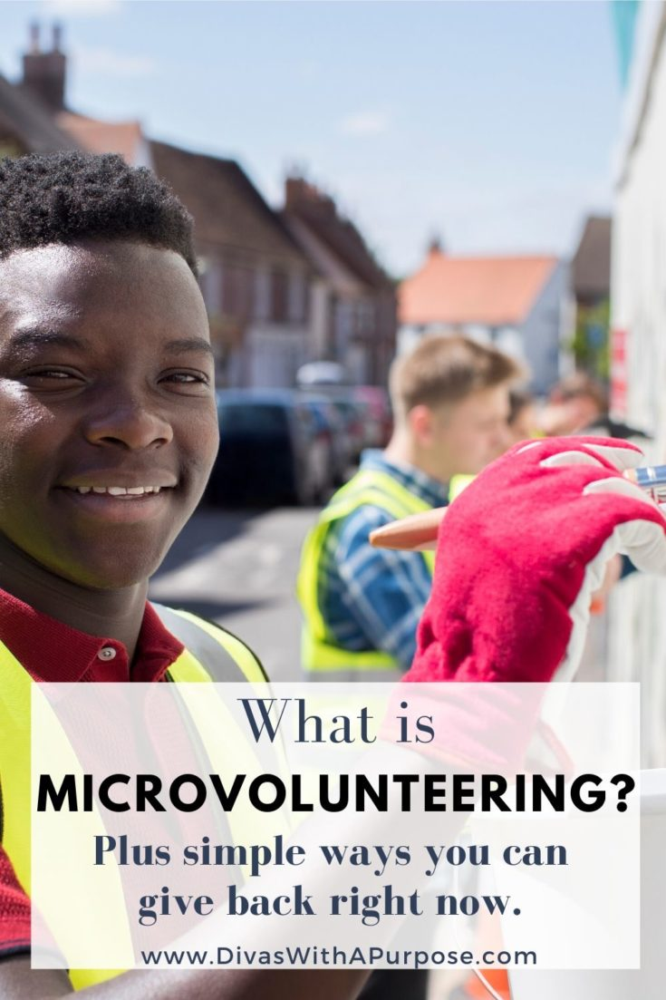 Simple ways to microvolunteer from anywhere