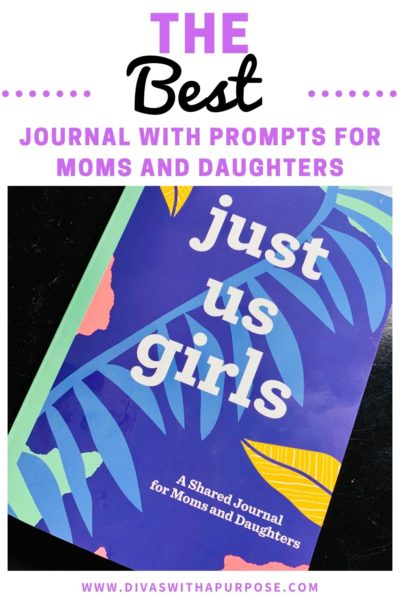 The best journal with prompts for moms and daughters #journalprompts #journals