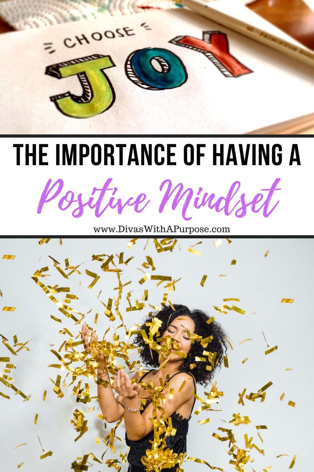 The importance of having a positive mindset throughout your daily routine