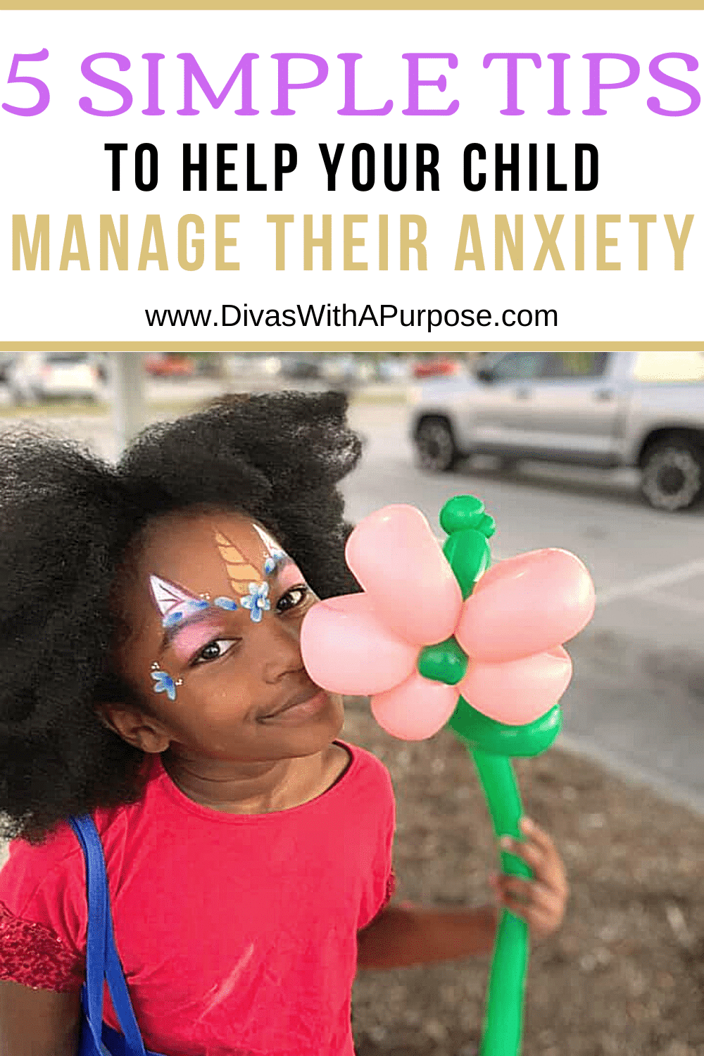 5 Simple Tips to Help Your Child Manage their Anxiety
