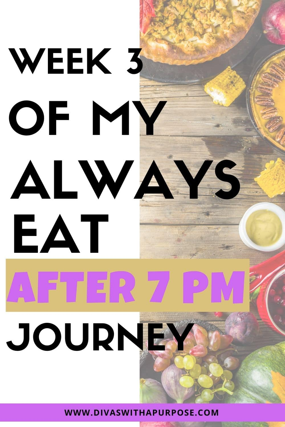 So how I am feeling after three weeks of the Always Eat After 7 PM plan by Joel Marion? I'm sharing my weight loss, appetite and sleep habits. (AD)