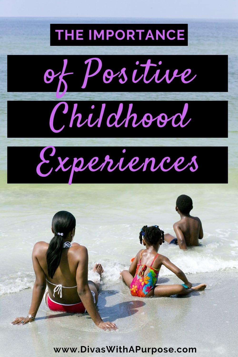 The Importance of Positive Childhood Relationships and Experiences in preventing Adverse Childhood Experiences (ACEs) | #ad #preventACEs #findyour3