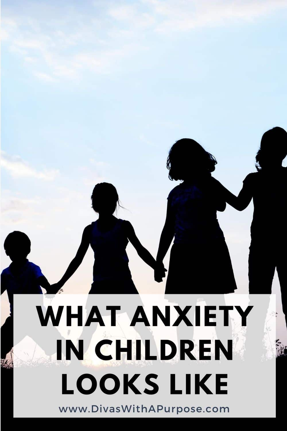 Anxiety in children can show up in different ways for different reasons. It is important to recognize and address their symptoms as early as possible.