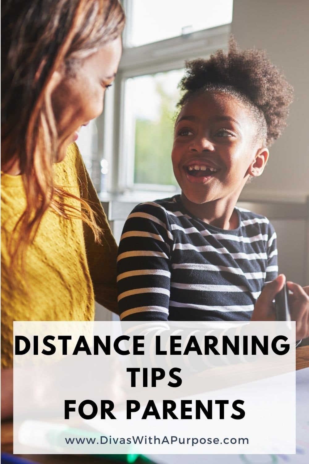 Have you found yourself questioning just how you (and your children) will survive distance learning? Here are a few tricks that will make distance learning go more smoothly.
