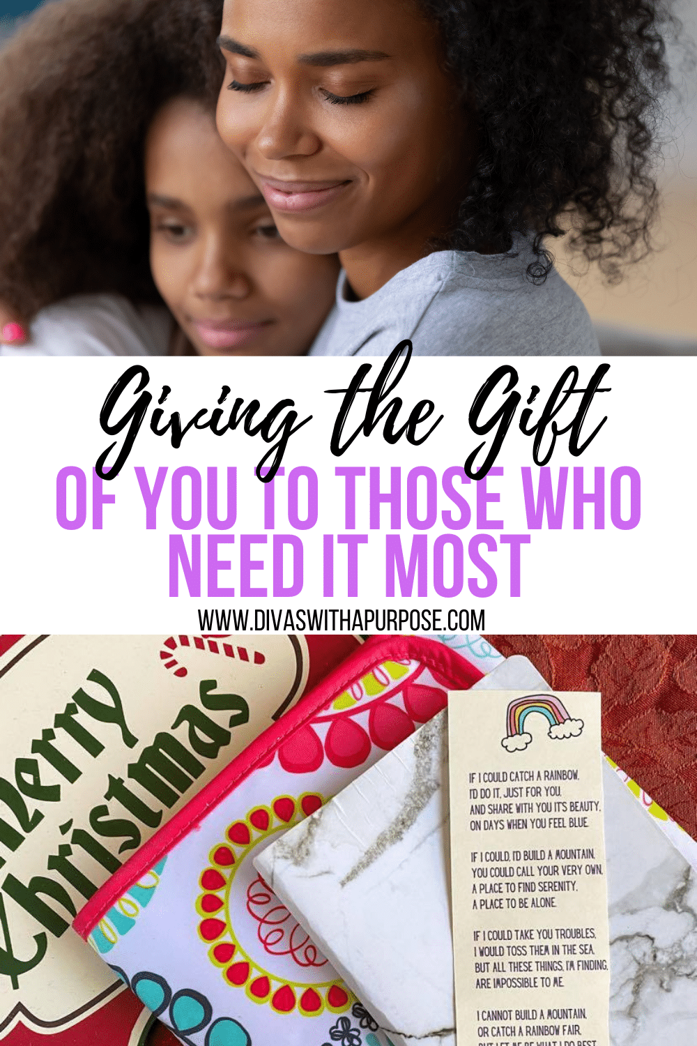 Are you giving the gift of you to those who need it most this holiday season? Here are simple ways to make a difference. (sponsored) #FindYour3 #preventACEs