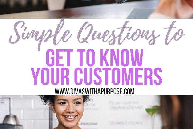 Social media is a great way to connect and get to know your customers. Here are some simple questions you can ask to do just that. #bizboost #marketing