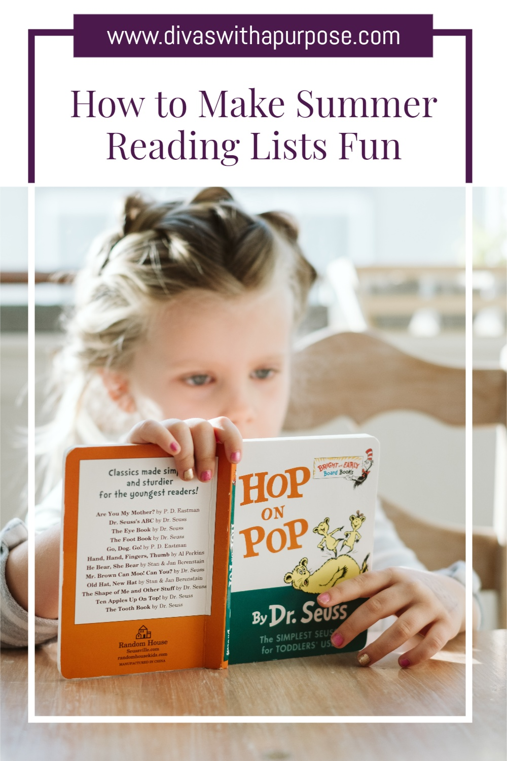 Reading Rocks! Here are some tips to make our children's reading list fun PLUS reading suggestions for kids of all ages. #parentingtips #readingresource